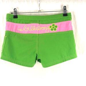 ⭐️ 5/$30 Billabong board shorts